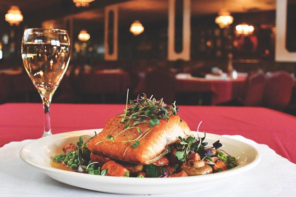 Milwaukee Upscale Restaurant